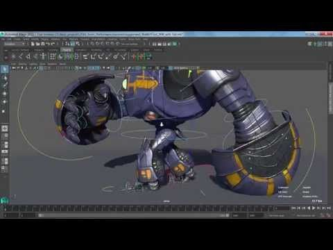 Maya Monday - Baking Dynamics to Joints - YouTube