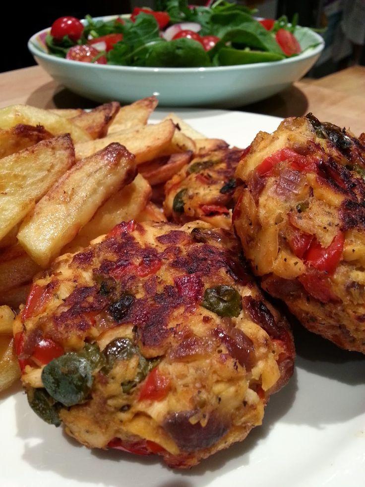 Slimming World Delights: Salmon Fishcakes