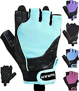 Authentic EMRAH Ladies Gel Gloves Fitness Gym Wear Weight Lifting Workout Training Cycling: Amazon.co.uk: Sports & Outdoors