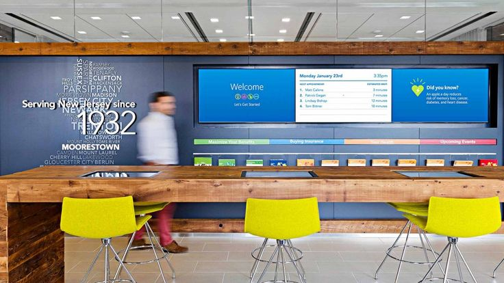 Horizon Blue Cross Blue Shield of New Jersey: Brand Design | Projects | Gensler