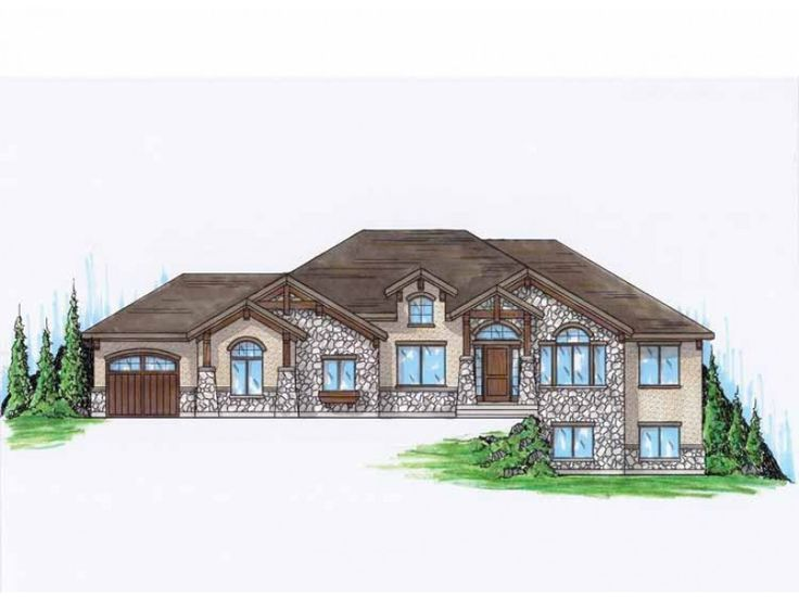 9 best Southwestern House Plans The Sater Design Collection images