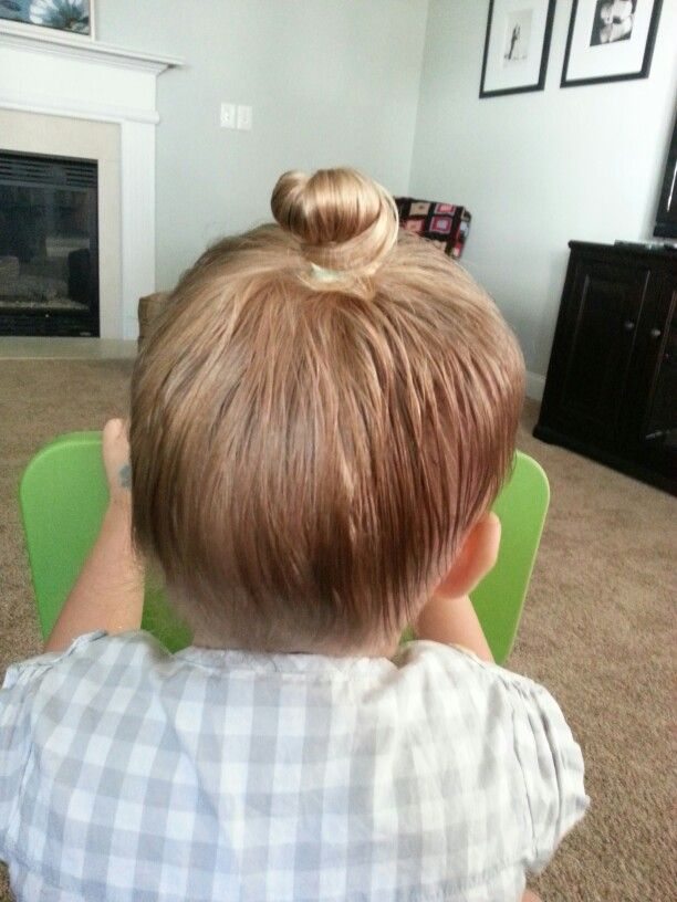 Toddler Hairstyles Short Hair : 43 best images about toddler hairstyles for thin short hair on