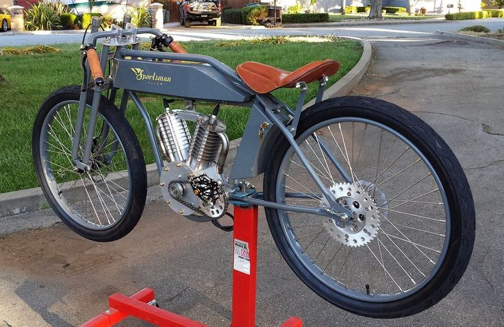 Sportsman motor Electric cargo bike