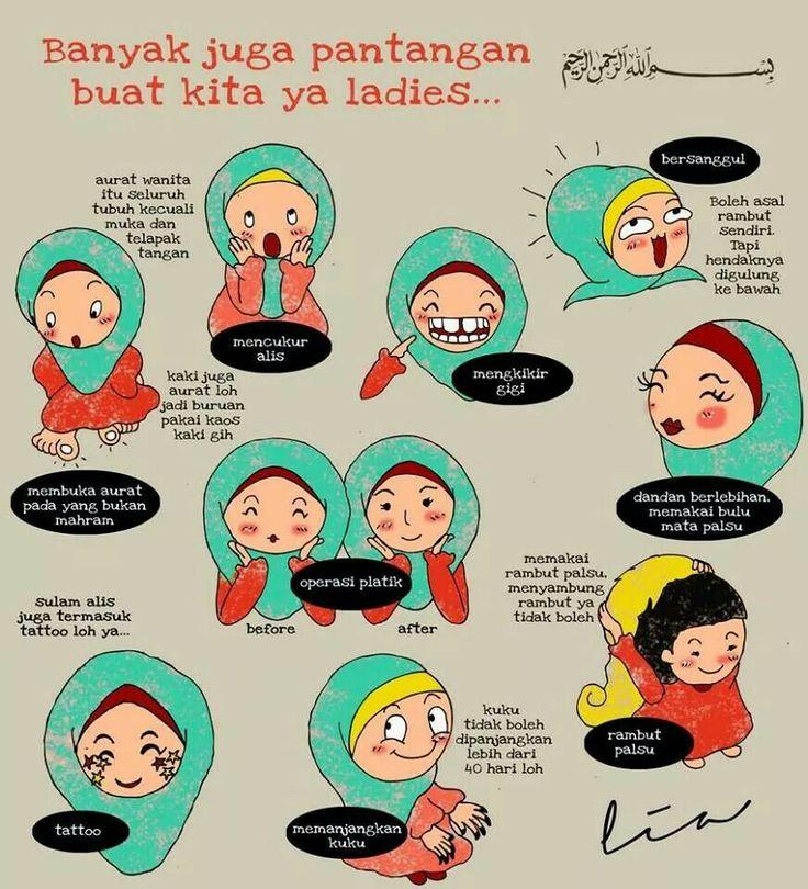 Khusus muslimah ;)