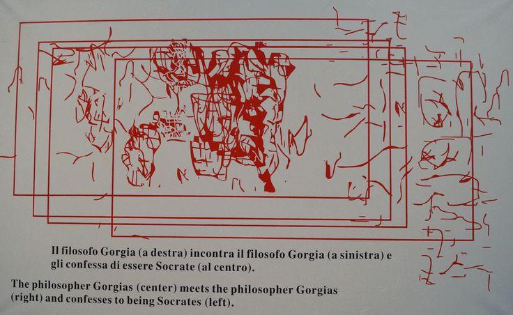 Emilio Isgrò Gorgia 2002