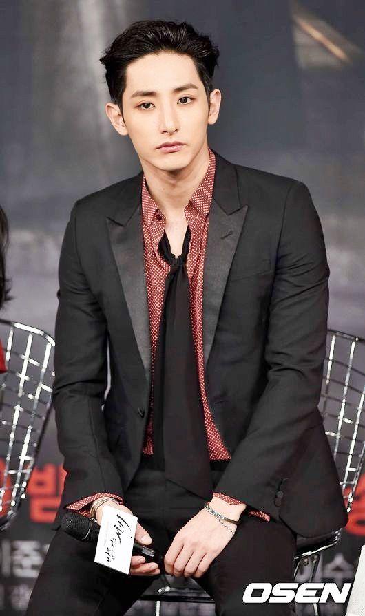 Foto Lee Soo Hyuk Berperan Sebagai Gwi