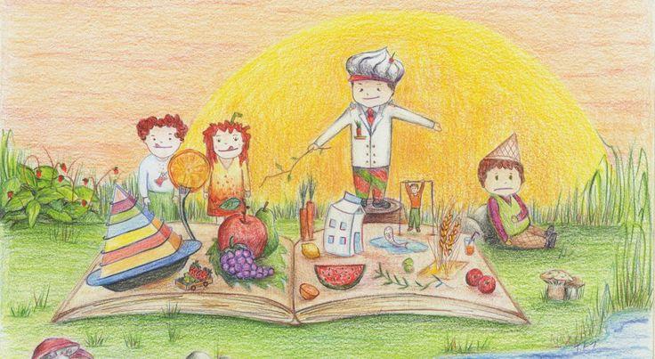 Ο Γυριστρούλης ανοίγει… το ψυγείο των Ό,τι Νάνων και… (δραστηριότητα) | Ταξίδι στη διατροφοχώρα