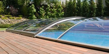 | Copertura piscina Abrisud - Produttore Copertura piscina