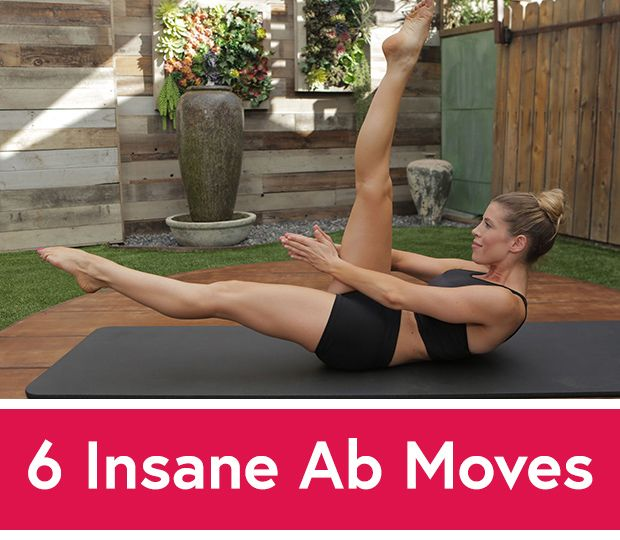 If you're sick of slogging through endless rounds of crunches at the gym, we don't blame you. Ab workouts can be boring — but that's where Pilates comes into play. | Health.com