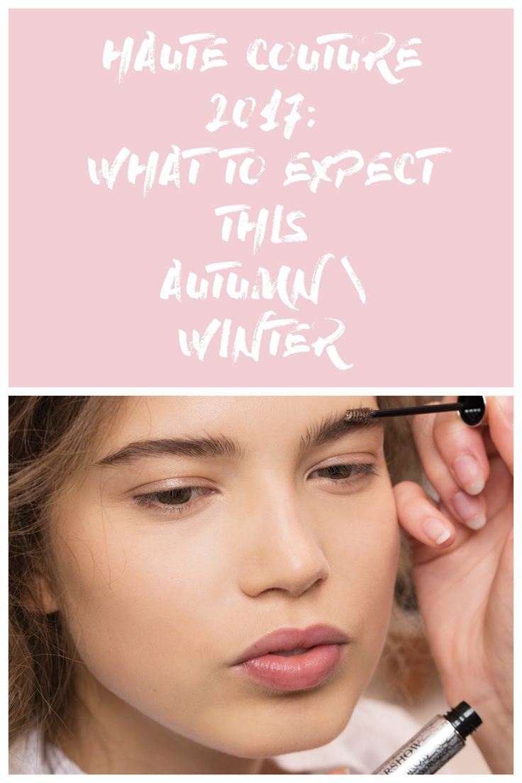 Last week was Haute Couture Fashion Week in Paris for autumn\winter 2017. I've chosen some of the prettiest makeup looks and tried to identify the major beauty trends for the next season.. Dior, Elie Saab, Giambattista Valli, Chanel.
