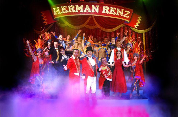 Finale Circus Herman Renz 2011
