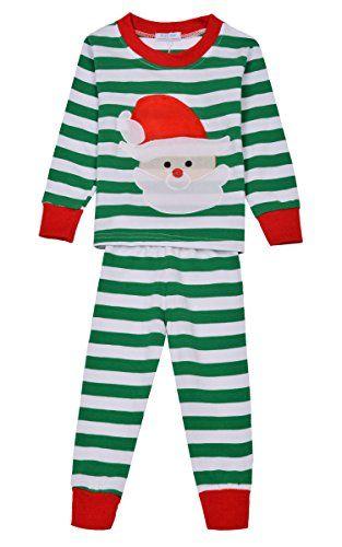 Boys Christmas Pajamas Big And Little Boys Pjs Cotton Sleepwears Toddler Clothes