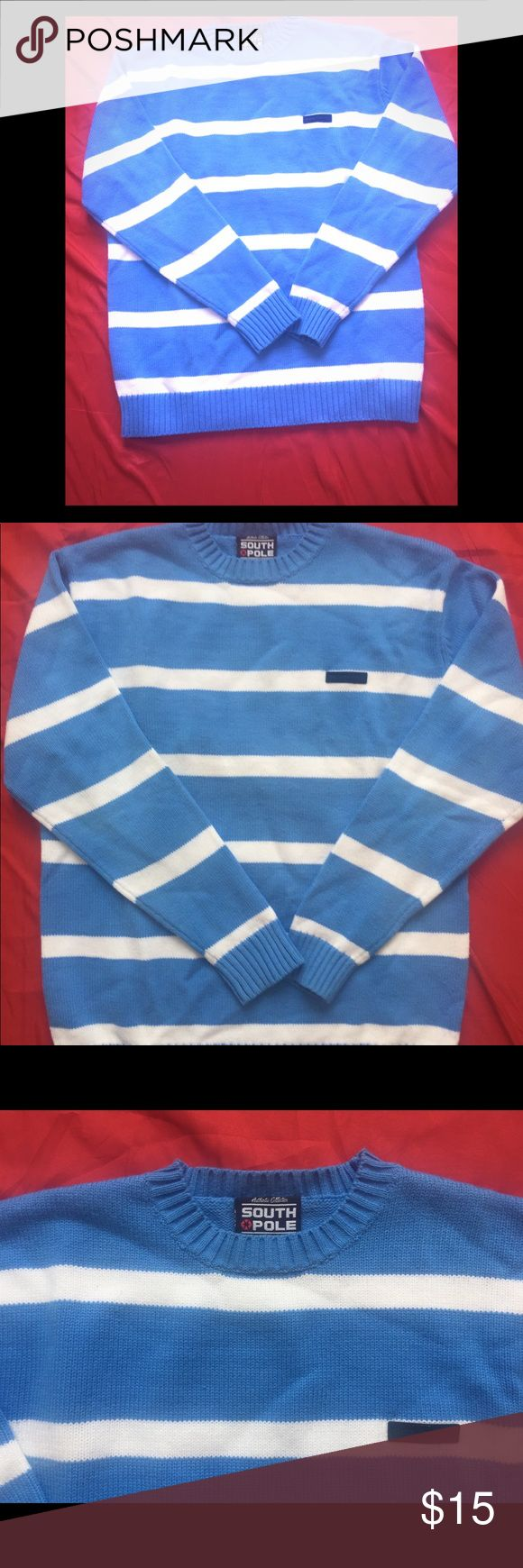 Clothing Gently used South Pole sweater , South Pole Sweaters