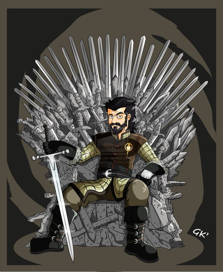 Eddard Stark.  http://gabkt.deviantart.com/art/Iron-and-Ice-298641556?q=gallery%3AGabKT%2F6243512&qo=65