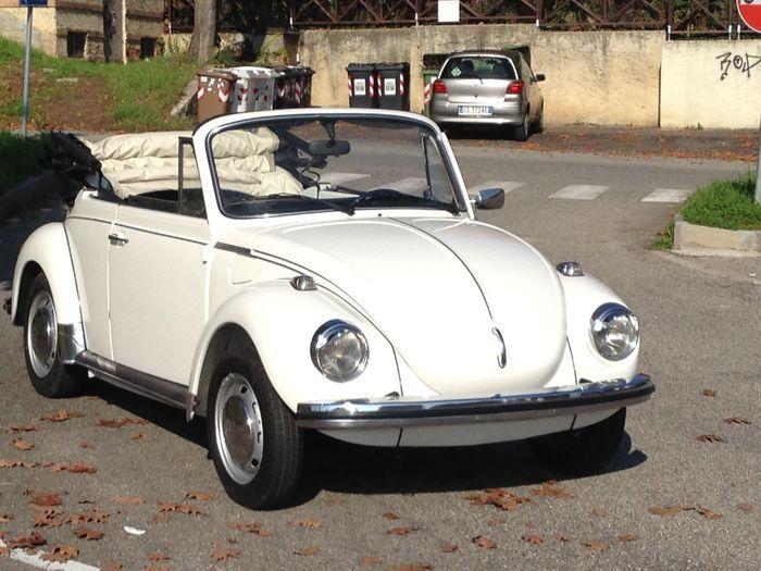 Catawiki Online-Auktionshaus: Volkswagen Käfer Cabrio 1303 - 1973