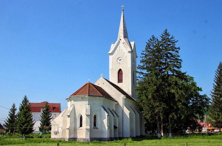 All sizes   Viisoara - Heidendorf Evangelische Kirche   Flickr - Photo Sharing!