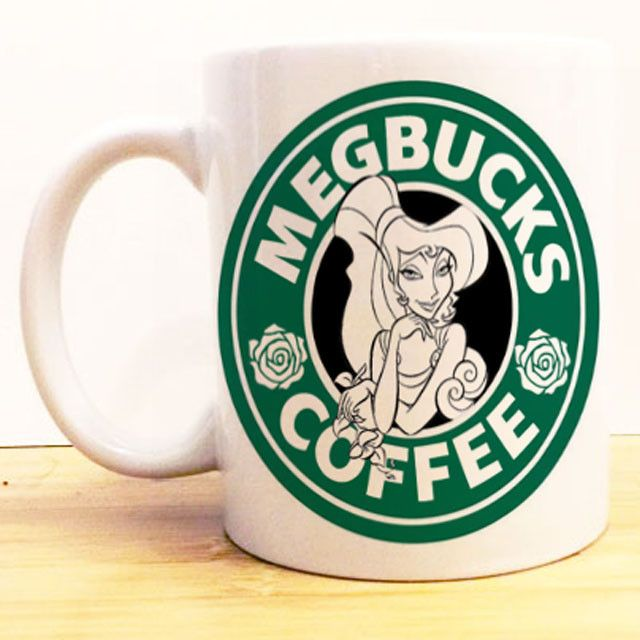 Megbucks Coffee Ceramic Mug Dishwasher Microwave Safe Doesn T Scratch