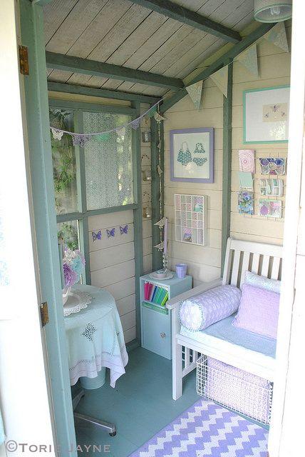 Inside torie jaynes summer house