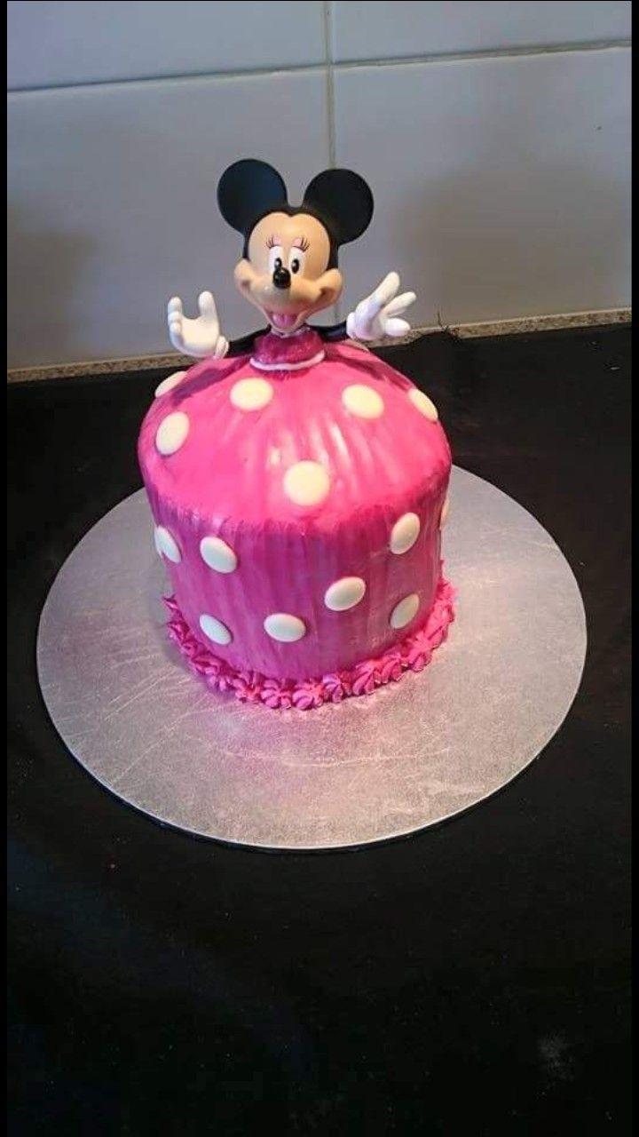 Daughter's 2nd birthday cake