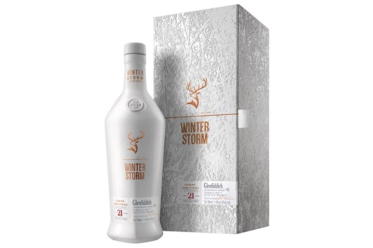 Wine Beautifully Meets Whiskey with Glenfiddich's Winter Storm | Man of Many