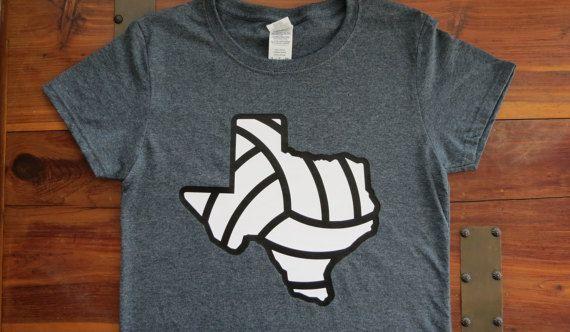 Volleyball Shirt, Texas Volleyball Shirt, Glitter Volleyball Shirt, Girls Volleyball Shirt, Women's Volleyball Shirt, Mom Volleyball Shirt