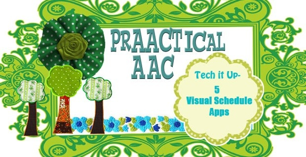 5 Visual Schedule Apps