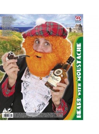 #Barba con Bigote Pelirroja, perfecta para tus fiestas de #San #Patrick o #Oktoberfest. Complemento barato para pasar una fiesta a lo grande. Entra en nuestra tienda de #disfraces online y descubrenos. http://mercadisfraces.es/barbas-y-bigotes/barba-con-bigote-pelirroja.html?search_query=barba+&results=146
