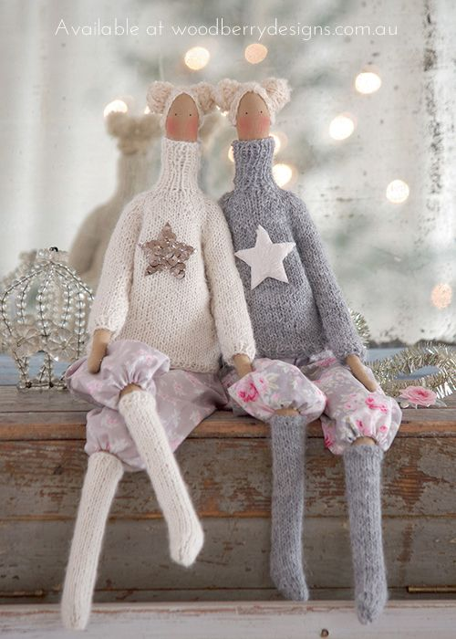 Shabby Art Boutique Tilda 3