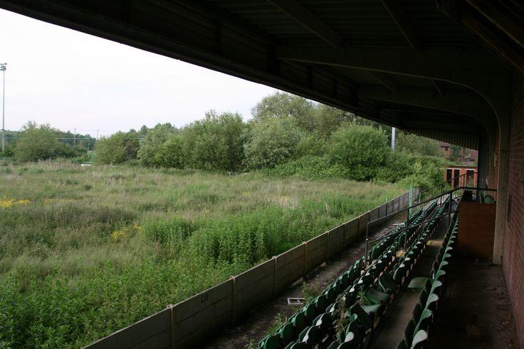 https://flic.kr/p/eQnLMG | Aylesbury United old football ground | Buckingham Road ground