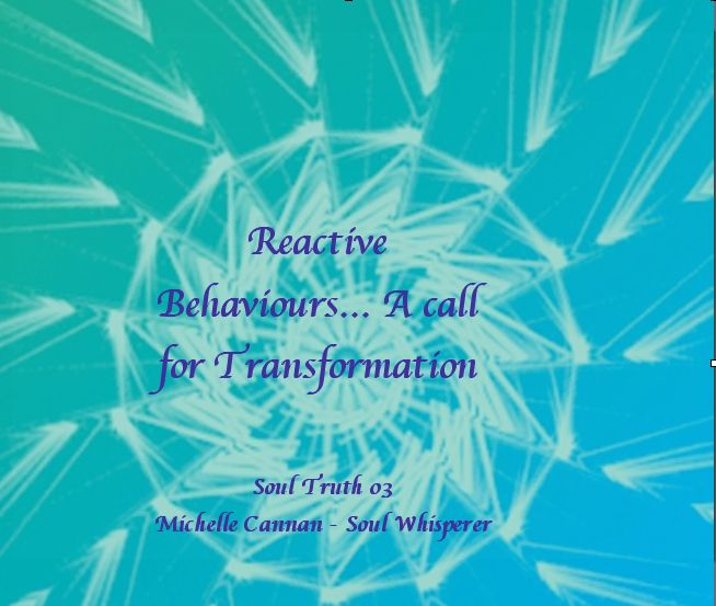 ...your soul's call to receive a life lesson