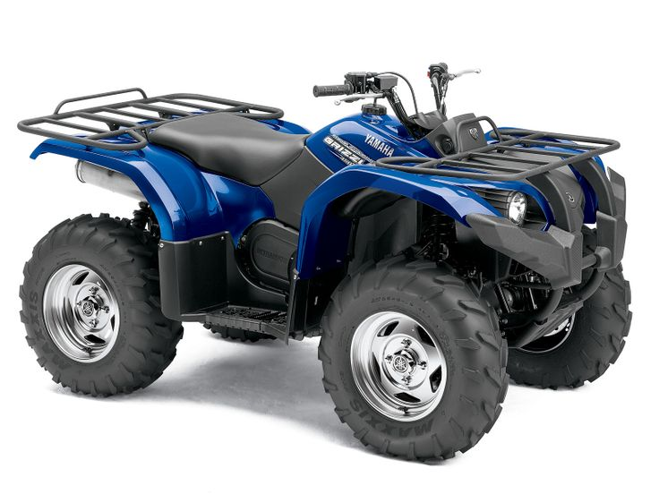 Yamaha ATV - http://desktopwallpapers.co/miscellaneous/yamaha-atv/ #YamahaATV