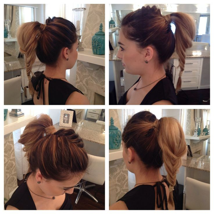 47 best Braids images on Pinterest | French plaits, Plait hairstyles ...