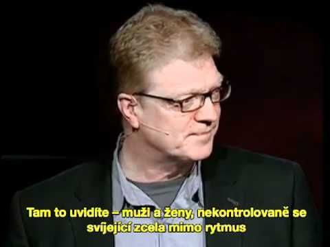 TED Talks - Sir Ken Robinson - Zabíjejí školy kreativitu? - YouTube