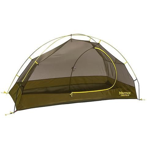 Marmot Tungsten 1 Person Hiking Tent - with Footprint
