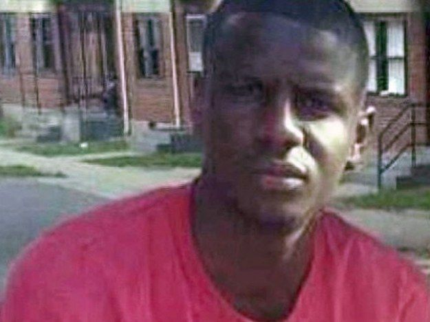 April 19, 2015: Freddie Gray (Baltimore, MD)   Here's A Timeline Of Unarmed Black Men Killed By Police Over Past Year - BuzzFeed News