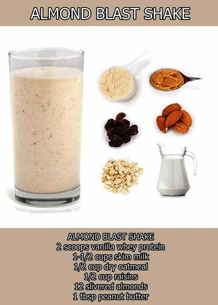 Gain Men Muscle Protein Protein Shake To Gain Muscle For Men Proteinshake Shake Gain Mus In 2020 Rezepte Fur Shakes Protein Smoothie Rezepte Protein Smoothies