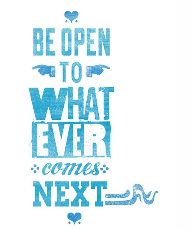 be open!