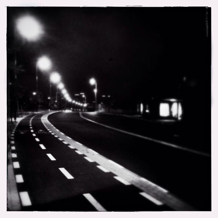 Roller by night...