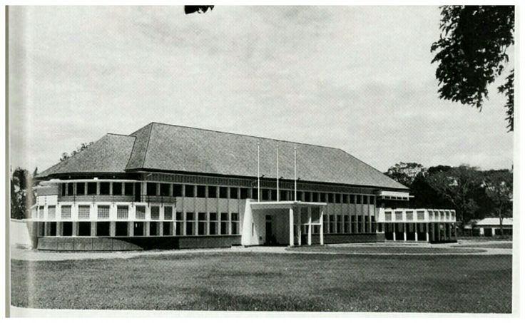 BPM Kantoor te Medan 1953