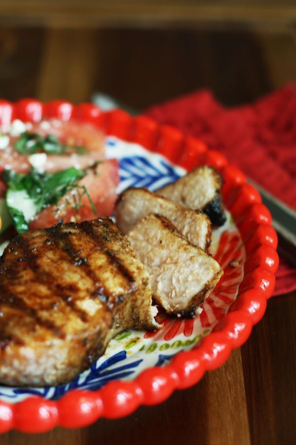 how to cook perfect pork loin chops