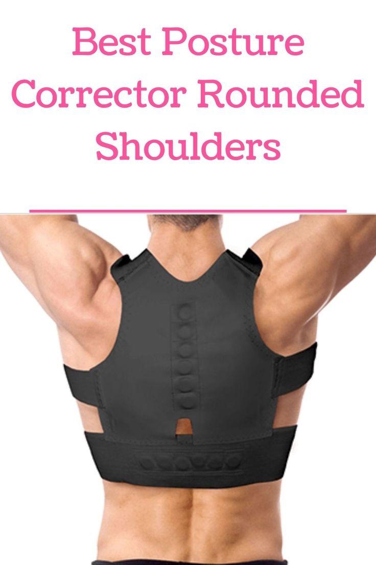 Top 7 Best Posture Corrector Rounded Shoulders in 2020 ...