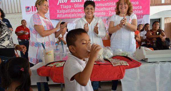 Se intoxican alumnos con leche que repartió el DIF en Chilpancingo