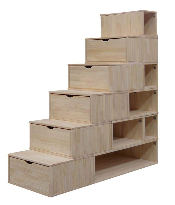 les 23 meilleures images du tableau lit mezzanine abc meubles sur pinterest escaliers cubes. Black Bedroom Furniture Sets. Home Design Ideas