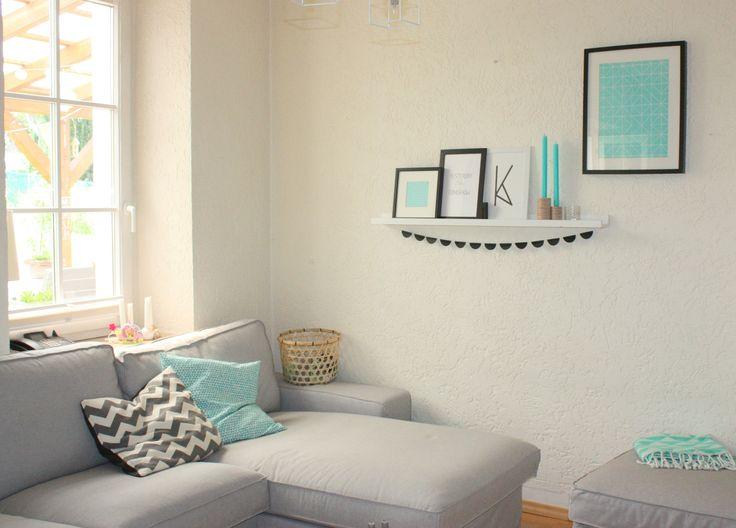 neue couch hema ikea lovemyhome grau bilderleiste. Black Bedroom Furniture Sets. Home Design Ideas