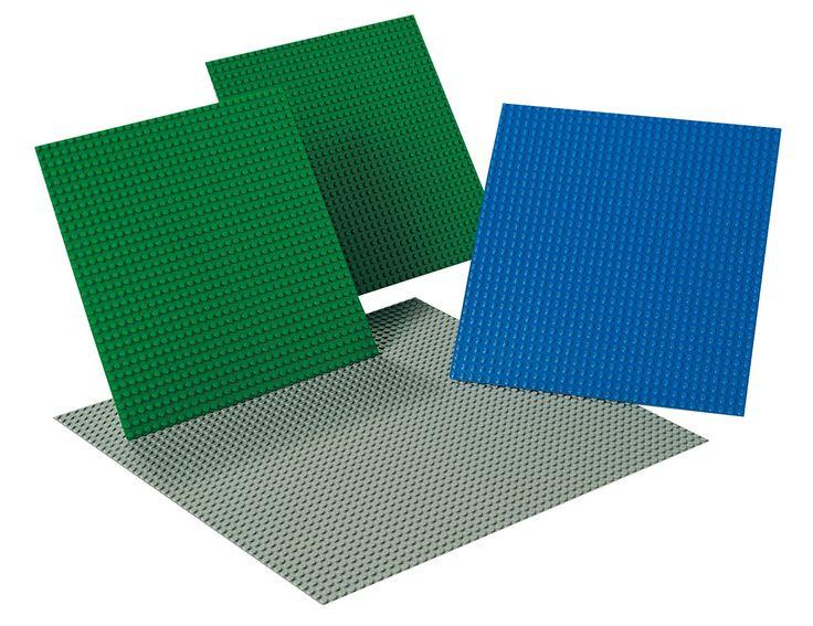 LEGO® Education Bauplatten, groß, 4 Stück online bestellen - JAKO-O