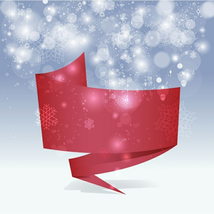 BANNER / Free vector Vector banner Holiday Banner Background