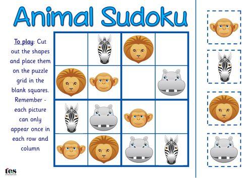 Animal Sudoku.pdf