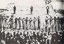 Maximilien Ier du Mexique - exécution de l'empereur