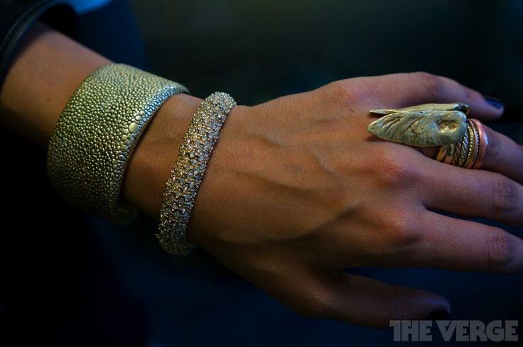Wearables startup Cuff makes technology you may actually want to wear