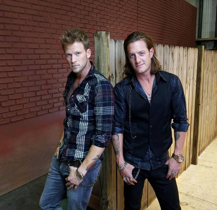 Florida Georgia, Line -- featuring Brian Kelley, left, and Tyler Hubbard -
